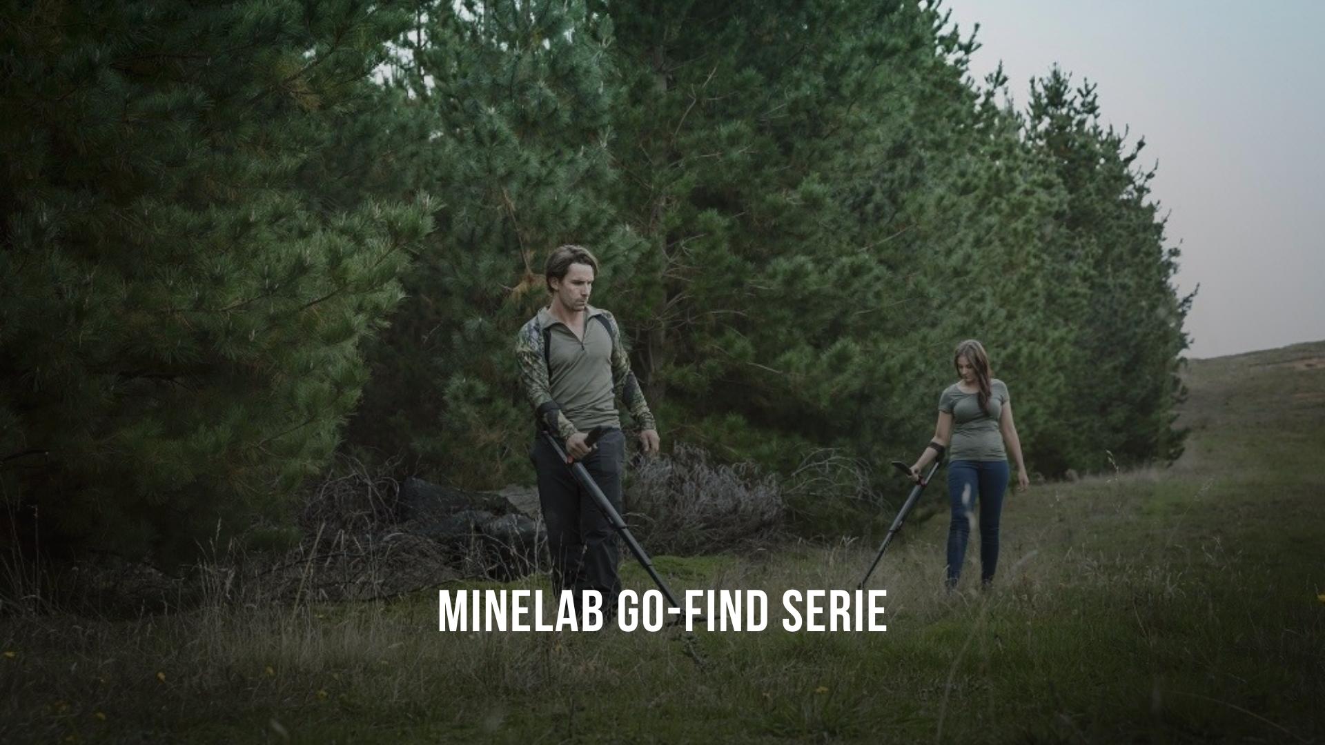 Minelab GO-FIND Serie