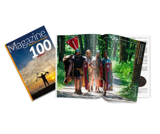 Metaaldetectie Benelux magazine