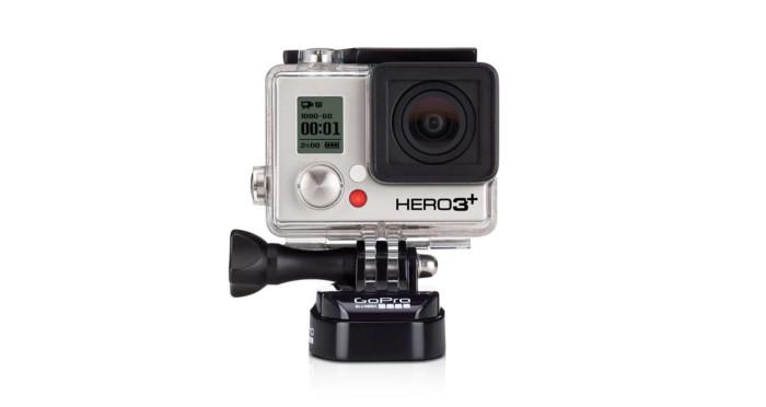GoPro Tripod Mounts