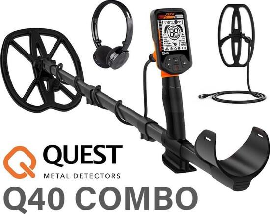 Quest Q40 combo pack