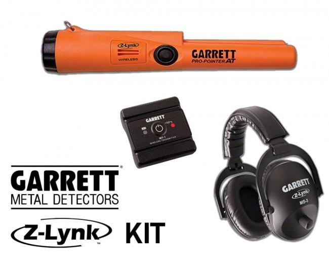 Garrett Z-Lynk MS-3 + PRO-POINTER AT Z-Lynk