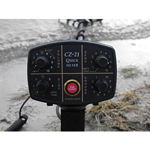 Fisher CZ-21 met 20cm / 8
