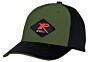 XP pet zwart/groen