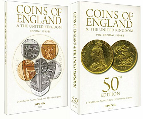 COINS OF ENGLAND & THE UNITED KINGDOM, DECIMAL ISSUES 2015