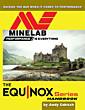 Minelab EQUINOX 800 met gratis Minelab handboek