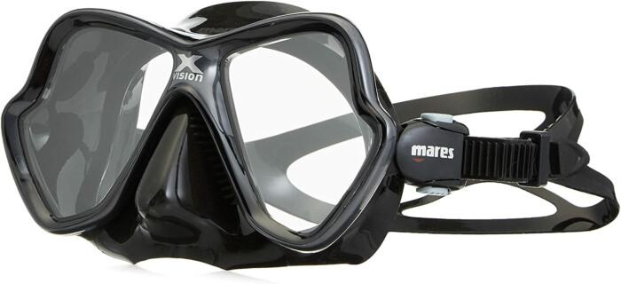 Mares X-Vision masker