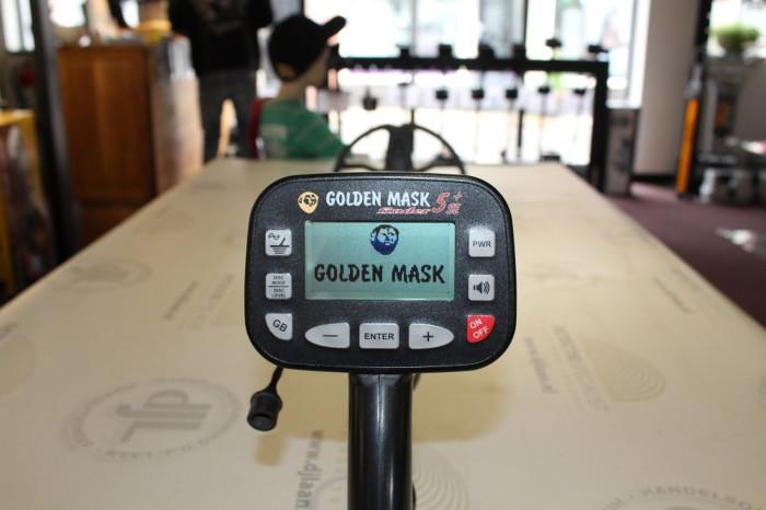 Occasion Golden Mask 5+ SE