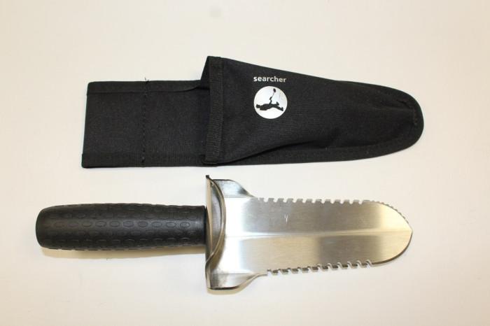 Black Ada Spartan tool / grasmes RVS
