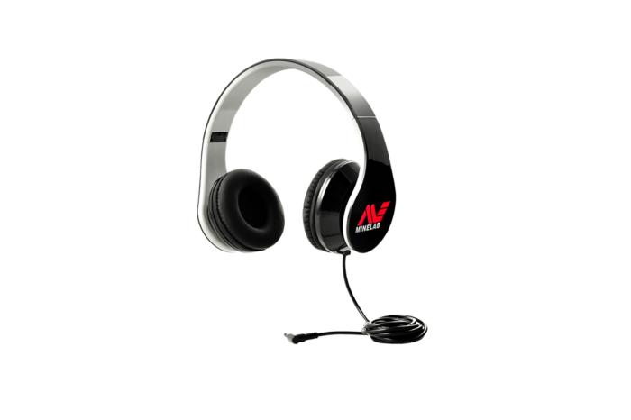 Minelab hoofdtelefoon met 3,5mm jack
