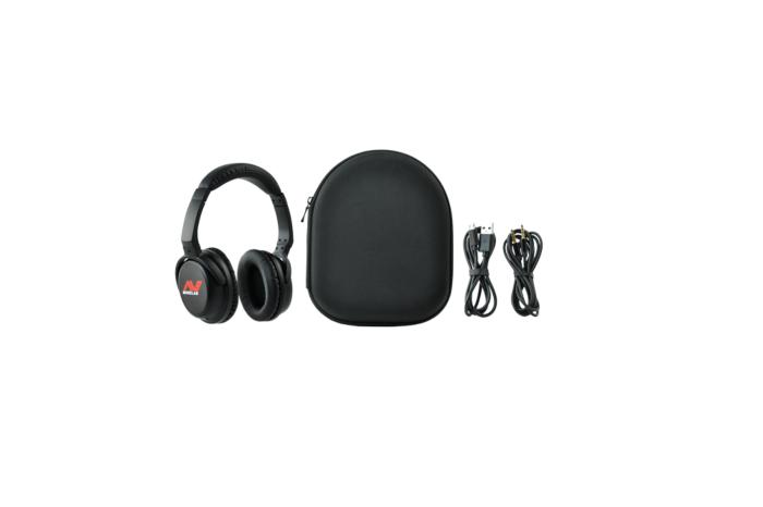 Minelab Bluetooth / apt-X Low Latency hoofdtelefoon t.b.v. EQUINOX-serie
