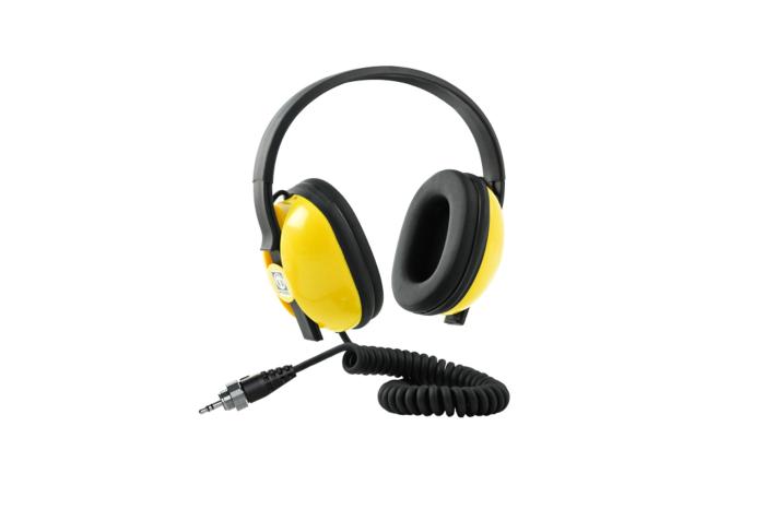Minelab waterdichte hoofdtelefoon t.b.v. EQUINOX-serie
