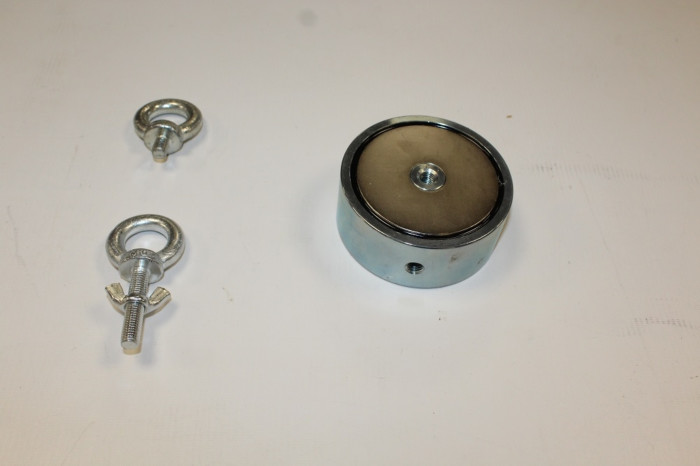 Vismagneet neodymium  400 kilo