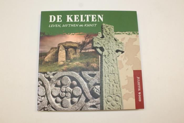 De Kelten, leven, mythen en kunst