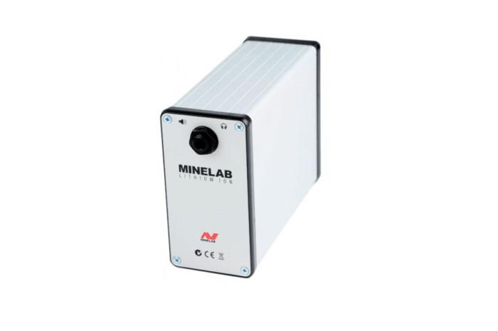 Minelab accu t.b.v. GPX-serie / actie