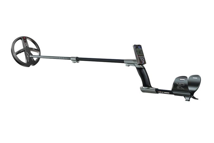 XP DĒUS X35 met 22,5cm schijf en bedieningsunit