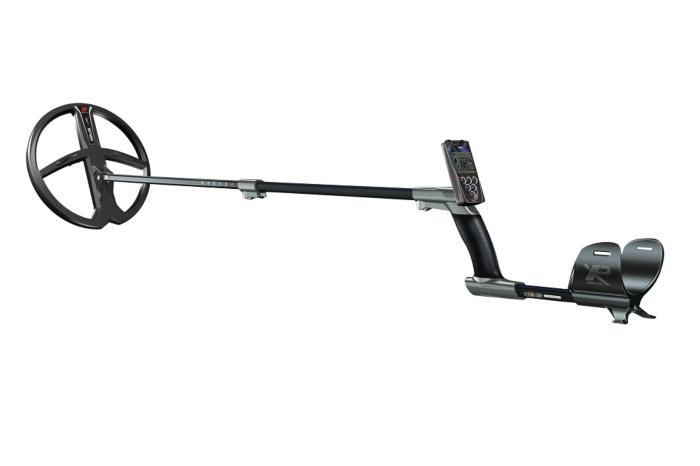 XP DĒUS X35 met 28cm schijf en bedieningsunit