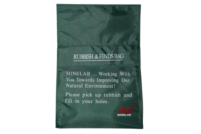 Minelab vondstentas standaard