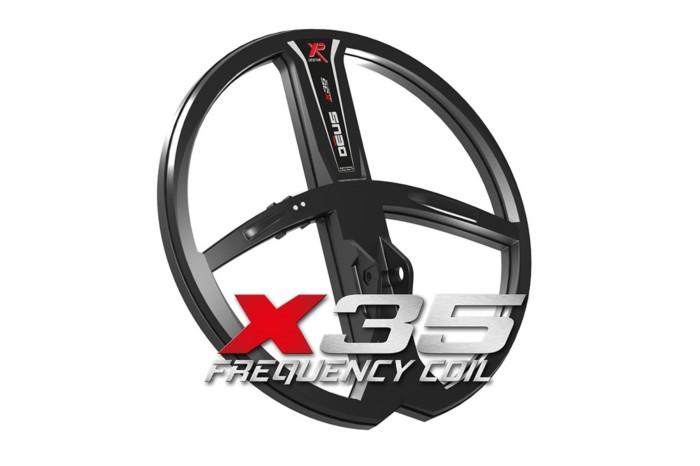 XP zoekschijf 28cm t.b.v. DĒUS X35