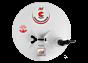 """Minelab zoekschijf 8"""" Monoloop Commander t.b.v. GPX-serie"""
