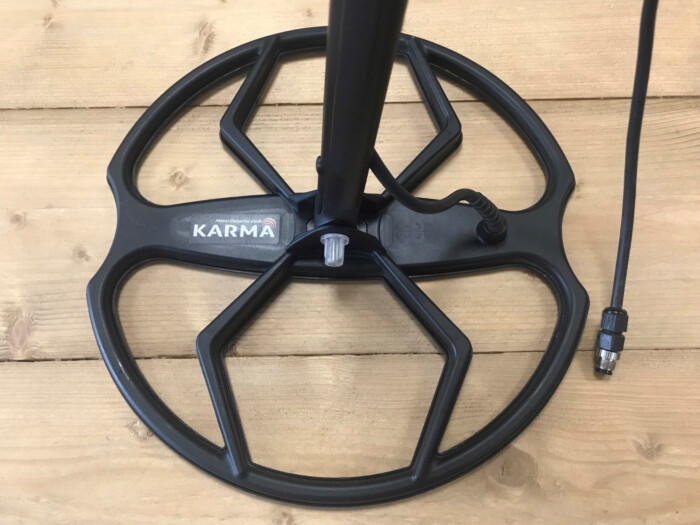 Occasion Nokta-Makro 13 inch Karma schijf t.b.v. Impact / Kruzer