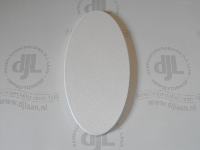 Tesoro beschermkap 13x26cm elliptisch