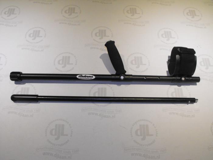 Anderson stelenset t.b.v. Garrett Infinium en Sea Hunter Mark 2 / aluminium uitvoering