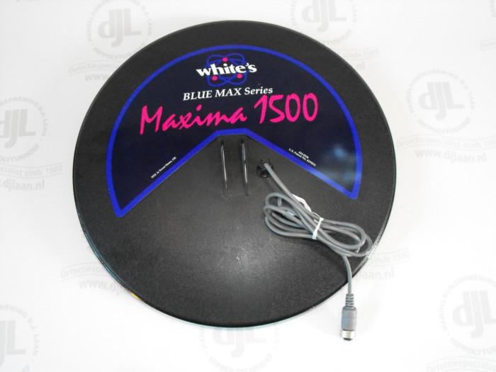 White's zoekschijf Blue Max Maxima 1500 t.b.v. XLT en XL PRO