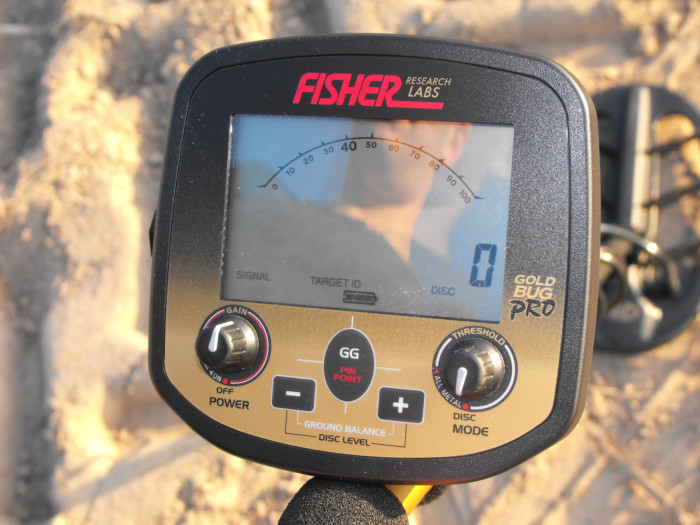 Fisher GoldBug PRO dp