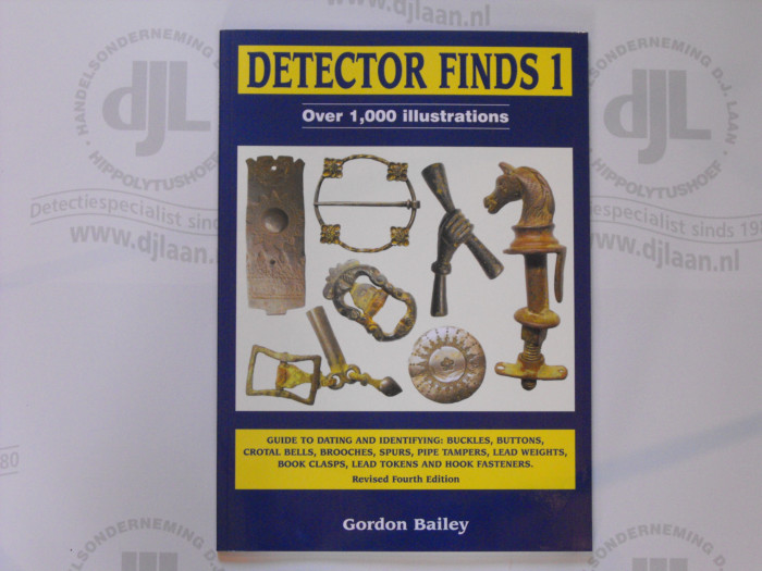 Detector Finds nr. 1 by Gordon Bailey