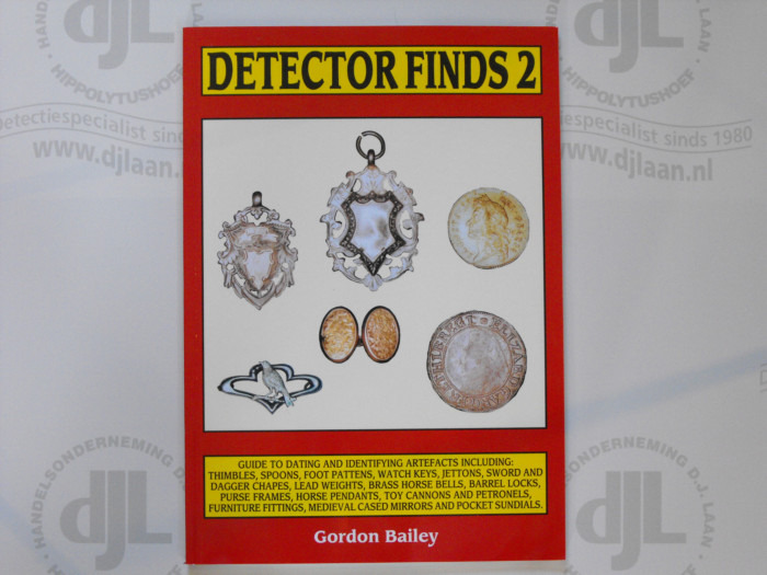 Detector Finds nr. 2 by Gordon Bailey