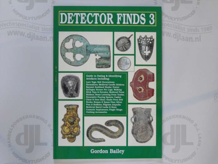 Detector Finds nr. 3 by Gordon Bailey