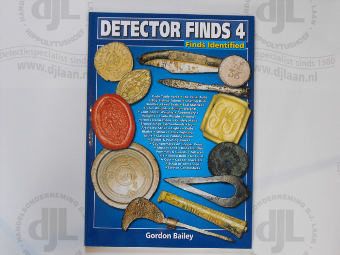 Detector Finds nr. 4 by Gordon Bailey