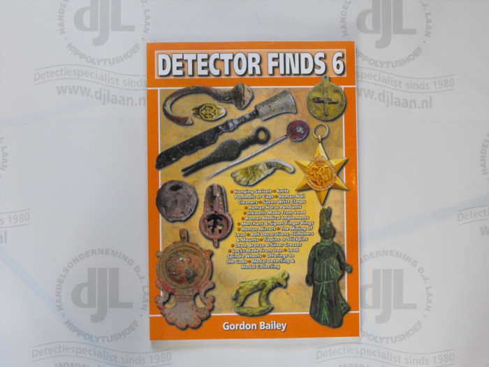 Detector Finds nr. 6 by Gordon Bailey