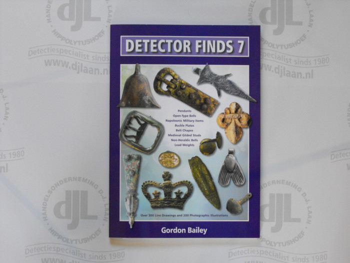 Detector Finds nr. 7 by Gordon Bailey