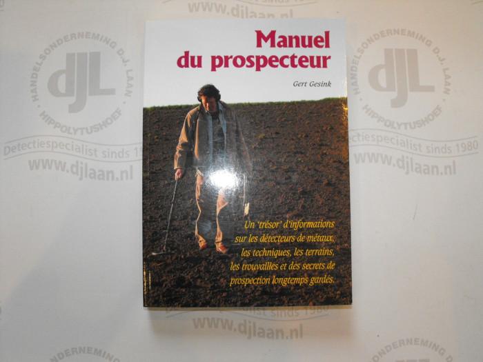 Manuel du prospecteur