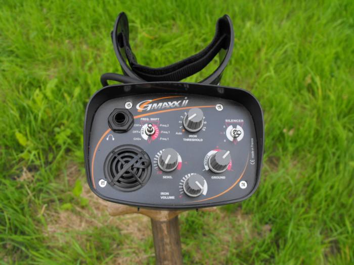 XP G-Maxx II met 27cm schijf