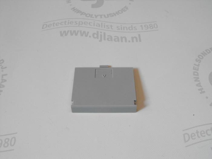 Tesoro batterijdeksel t.b.v. Cibola en Vaquero