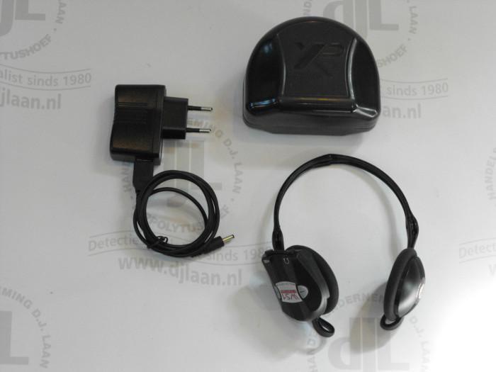 XP WS1 / WS2 draadloze hoofdtelefoon