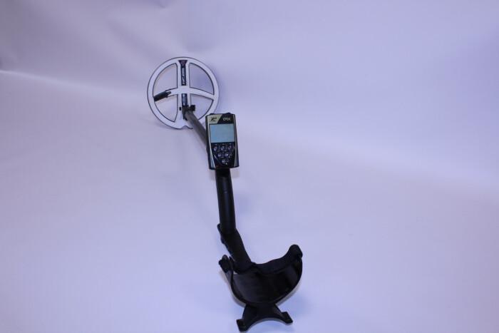 Occasion XP ORX metaaldetector met 22,5 cm HF schijf