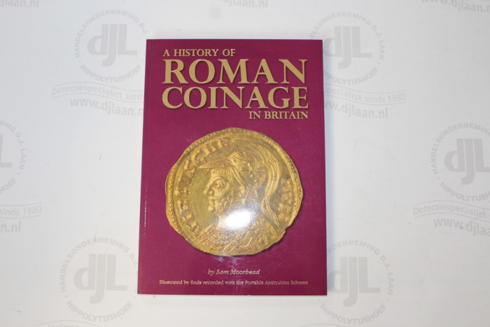 A history of Roman coinage in Britain / actieprijs!