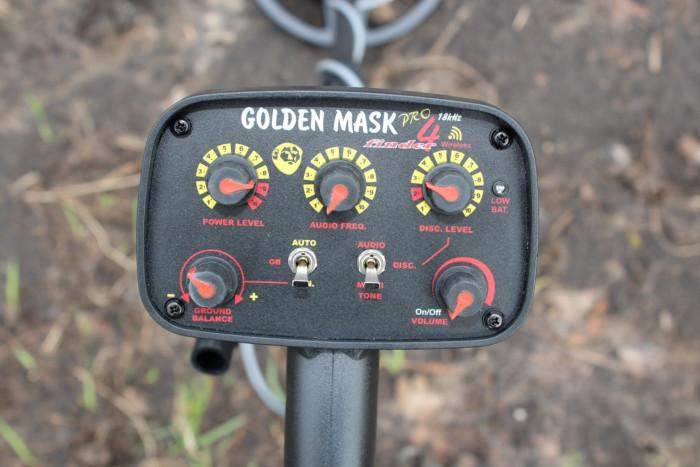 Golden Mask 4 W PRO WS105 model 2016