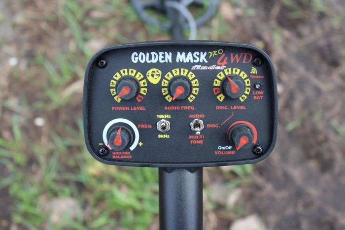 Golden Mask 4 WD PRO WS105 SALE