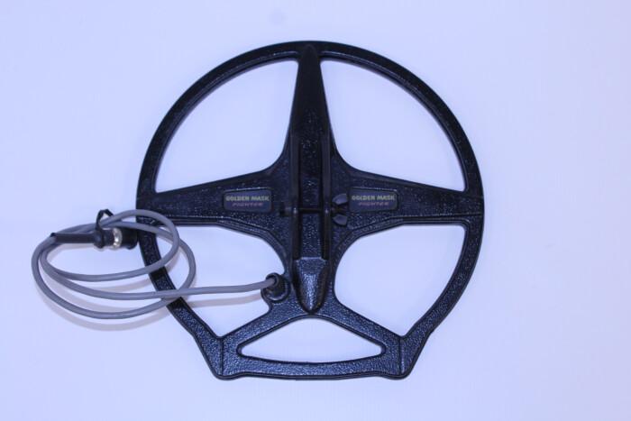 "Occasion Golden Mask zoekschijf 30cm / 12"" DD 18 kHz Fighter Mineral Power"