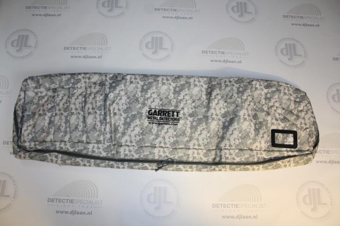 Garrett Soft Case detectortas luxe camo