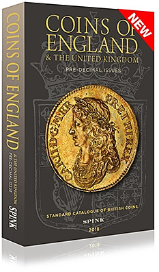 Spink Coins of England 2018